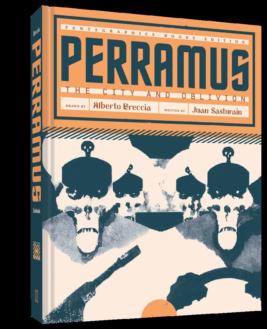 Perramus Cover